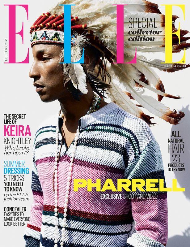 Pharrell-Covers-Elle-UK-July-2014-by-Doug-Inglish-1