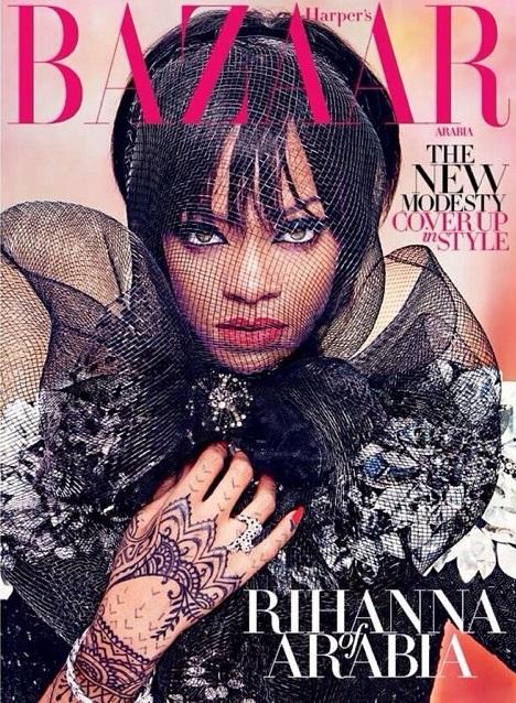 Rihanna-Covers-Harper's-Bazar-Arabia-JulyAugust-2014-by-Ruven-Afanador-2